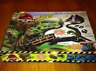 Tyco Jurassic Park The Lost World Electric Race Slot Car Set 1997 Complete Works