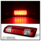 [Red Lens] 2004-2008 Ford F150 04-08 F-150 LED 3rd Third Brake Light Cargo Lamp