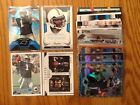 2011-2014 TOPPS CHROME CAM NEWTON & LUKE KUECHLY LOT OF 100+ RC PANTHERS ROOKIE