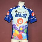 MAPEI GB VINTAGE CYCLING JERSEY BY SPORTFUL MENS LARGE COLNAGO ITALY