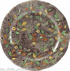 GIEN FRANCE, RAMBOUILLET, FEUILLAGE (FOLIAGE) DINNER PLATE, NEW IN BOX