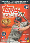 2012 Topps Update Traded Baseball Unopened Blaster Box Chance for Bryce Harper