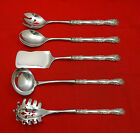 Revere by International Sterling Silver Hostess Set 5pc HHWS  Custom Made