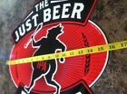 Just IPA The Just Beer Project Tin Sign- Some Scratches