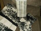 Laura Ashley Lifestyles Queen size Bedskirt & 2-Standard Pillow Shams Shabby