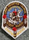 1977  Camp Slippery Falls Scout Ranch - Last Frontier Council - BSA