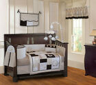 10 Piece Sheep / Lamb Neutral Unisex  Baby Crib Bedding (include musical MOBILE)