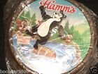 Vintage Hamm's 1991 Dancing Bear Motion Beer Sign