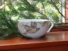 222 FIFTH PIPER SOUP BOWL WITH HANDLE COFEEE MUG * NEW * BIRDS FLORAL