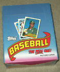 1989 Topps baseball RACK box (24-pack per box) non-smoking home unsearched