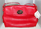 Zenith Style No. 1151 Handbag Red Gold hardware bag purse crossbody Satchel hobo