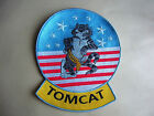 F-14 TOMCAT LARGE PILOT BAG PATCH VERSION VF NAS. MIRAMAR VF-31 US NAVY CVW