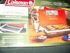 Coleman Instastart Portable Camping Outdoor Propane Gas Camp Grill