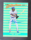 *ANDRE DAWSON* 1988 Fleer All-Star Team Hand Signed Auto CHICAGO CUBS