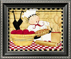 Apple Pie Framed Art Print By Dan Dipaolo - 12x10
