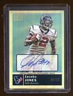 2010 TOPPS MAGIC JACOBY JONES AUTO #D 10 REFRACTOR SUPER RARE AUTOGRAPH MAGIC