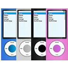 iHip Silicone Case for iPod Nano 5G - 4 Pack