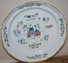 International HEARTLAND Farm Scene Round Chop Plate Serving Platter 12