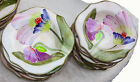 """Stoneware """"Purple Renoir"""" by Ambiance. Plates, bowls and serving dishes"""