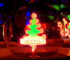 Artful gas-discharge(Neon)light bulb(Glow Lamp)NIXIE BULB TUBE ERA Aerolux Style