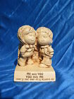 1970 Paula Figurine Me And You You And Me Thats The Way It'll Always Be W138