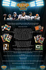 2015 TCSP Exquisite Glass Football 4 Hobby Box Lot ( 1 1 or Letterman Per Box );