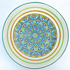 Ceramica Nova Deruta Pasta Serving Bowl Large Dish Italy Hand Painted