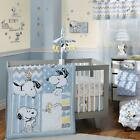 My Little Snoopy 4 Piece Baby Crib Bedding Set by Lambs & Ivy