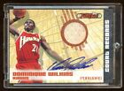 2006 TOPPS DOMINIQUE WILKINS AUTO JERSEY #D 21 21 1 1 JERSEY # HOF RARE AUTO