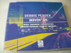 DEBBIE PENDER - MOVIN' ON - AM:PM HOUSE CD SINGLE