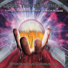 Liquid Trio Experiment - Spontaneous Combustion  CD  NEW / SEALED Dream Theater