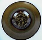2 FRANCISCAN MADEIRA SAUCERS ONLY BROWN GREEN