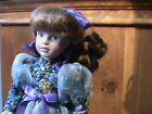 Victoria Ashlea  Originals Limited Edition Porcelain Doll Very  Good Condition