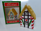 NEW House of Lloyd CANDY CANE WISHES Gingerbread CHRISTMAS COTTAGE House Figure!