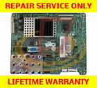 Samsung Tv Main Board Repair Service For Ln52a550p3fxza Cycling On And Off