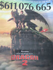 How to train your Dragon 2 Hiccup and boy Pre OSCAR AD Boxoffice Ad