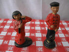 Vintage Pair Alexander Backer Figurines Chinese Boy And Girl