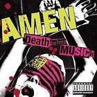 25 CENT CD Death Before Musick [PA] by Amen (CD, May-2004, Columbia (USA))