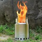 NEW #1 Large Solo Stove Titan Outdoor Kitchen Wood Burning Free Fuel