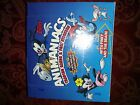 Animaniacs, 1995-Topps, Trading Cards & Foil Stickers - sealed box
