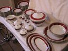 Colditz Fine China Porcelain  from GDR (Germany) - 68 Piece Dinner Set
