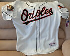 CAL RIPKEN JSA MLB AUTHENTIC SIGNED BALTIMORE ORIOLES JERSEY PERFECT AUTOGRAPH