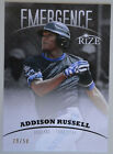 2012 Rize Addison Russell Emergence #E-16 Black Paragon 50