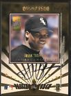 1997 Donruss Elite Passing the Torch Auto #9 Cecil Fielder Frank Thomas 150 1545
