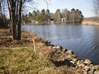125 Lakeshore lot on Lake Holcombe WI