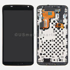Motorola XT1100 XT1103 Google Nexus 6 LCD Display Digitizer Touch Screen + Frame