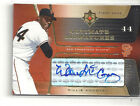 2004 04 ULTIMATE COLLECTION ULTIMATE SIGNATURES WILLIE MCCOVEY AUTO 5 10