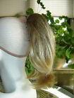 TONY OF BEVERLY Clip-On Pony Hairpiece -BLONDE & ASH BROWN MIX