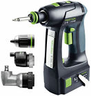 Festool Cordless Drill C 18 Li 5,2-Set GB 240V 564514 FREE NEXT DAY DEL