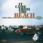Various Artists It Came from the Beach Surf Drag  Rockin Instros New CD UK
